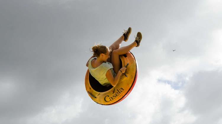 Casela Tubby Jump