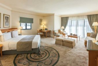 Deluxe Room Labourdonnais Waterfront Hotel