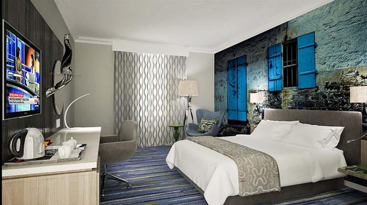 Standard Room Henessy Park Hotel
